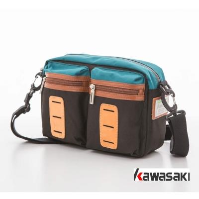 Kawasaki多格層平板(9寸)橫包