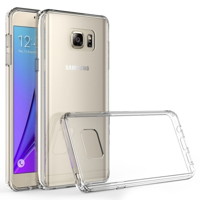 QinD SAMSUNG Galaxy Note 5 N9200 雙料保護套