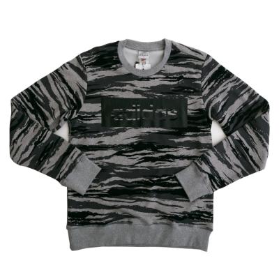 Adidas-LIN-CAMO-長袖上衣-女