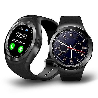 【u-ta】圓款時尚觸控智慧手錶W9(公司貨)