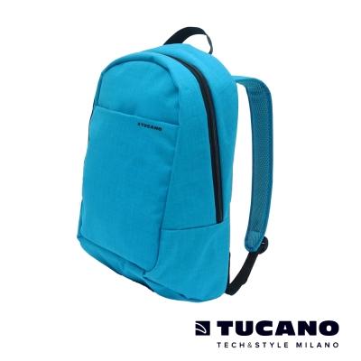 TUCANO極簡校園後背包15.6吋SVAGO MELANGE-藍