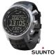 【Suunto Elementum】TERRA 登山釣魚計時錶 攀山系列/黑色橡膠錶帶 product thumbnail 1