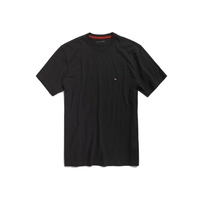 Tommy Hilfiger T-SHIRT 短袖 T恤 黑色 19