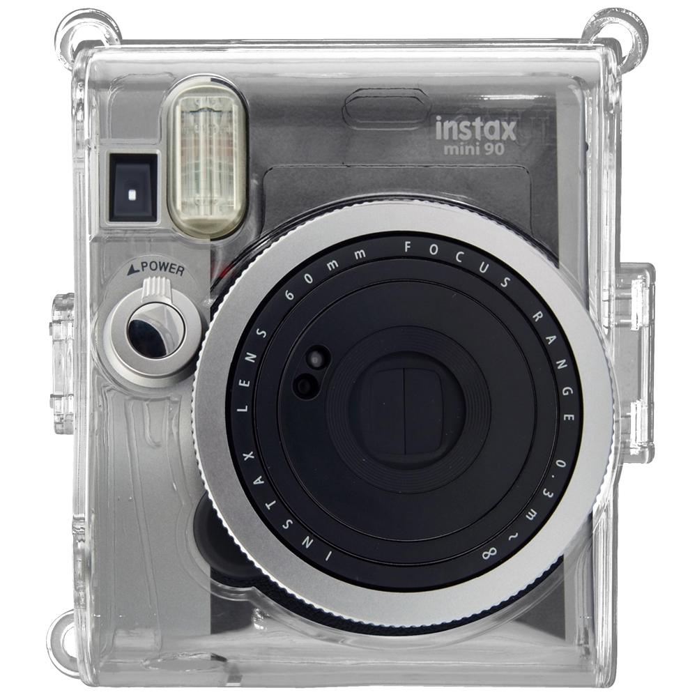 Kamera 透明水晶殼 for instax mini 90