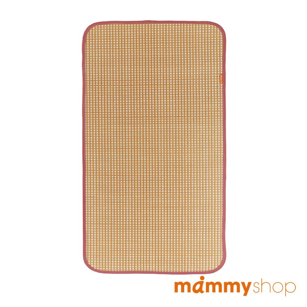 媽咪小站-3D纖維柔藤墊-嬰兒大床用
