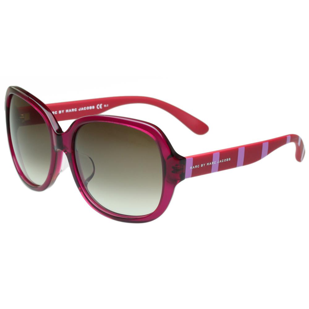 MARC BY MARC JACOBS太陽眼鏡(果凍紫紅色)