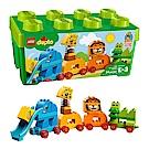 LEGO樂高 得寶系列 10863 我的第一個動物顆粒桶