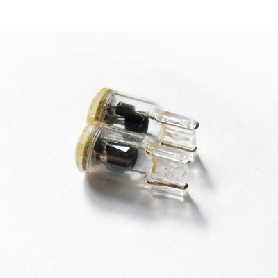 嘉燈高亮度超省電LED T10(2入)小炸彈(三色可選)