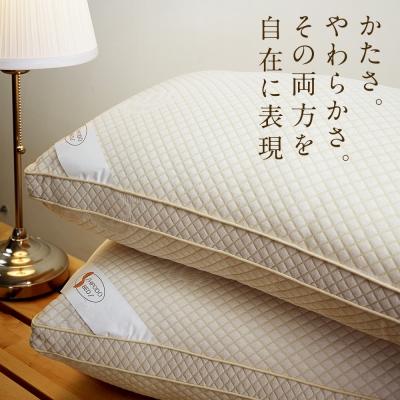 絲薇諾 日本柔彈纖維釋壓枕頭(1入)
