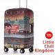 LittleChili行李箱套532-倫敦彩M product thumbnail 1