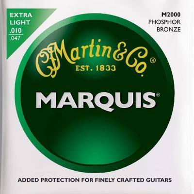 Martin M2000 民謠吉他套弦