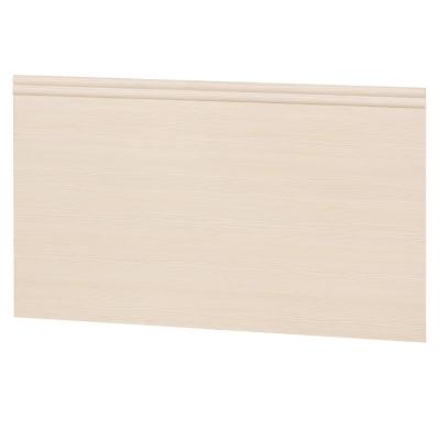 品家居 林莫5尺木紋雙人床頭片(六色可選)-152x2x89cm免組
