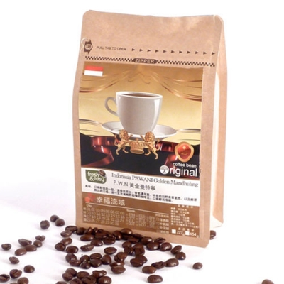 幸福流域 P.W.N 曼特寧-咖啡豆(半磅)