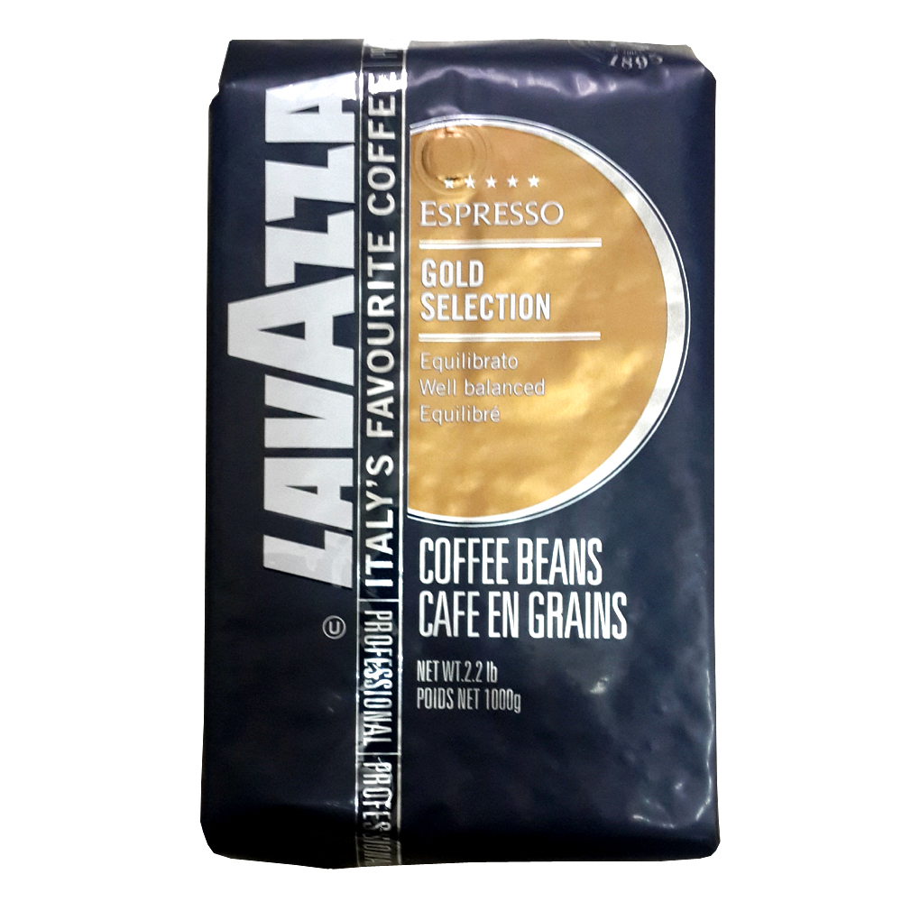 LAVAZZA GOLD SELECTION 金牌咖啡豆(1000g)