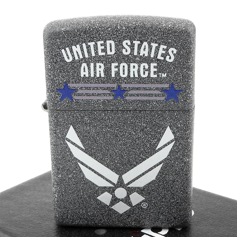 【ZIPPO】美系~US Air Force-美國空軍圖案設計打火機
