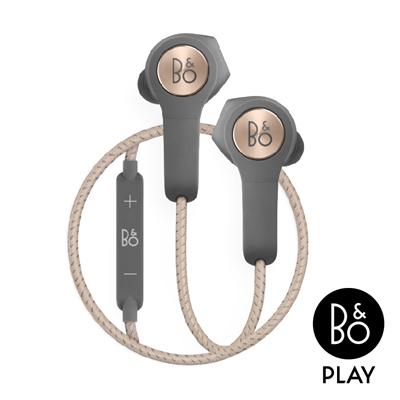 B&O PLAY Beoplay H5 SS17 無線藍牙耳機-香檳金