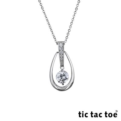 tic tac toe 風華絕代白鋼女項鍊