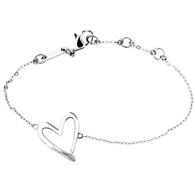 Calvin Klein CK手環 Joyous 愛心造型手環