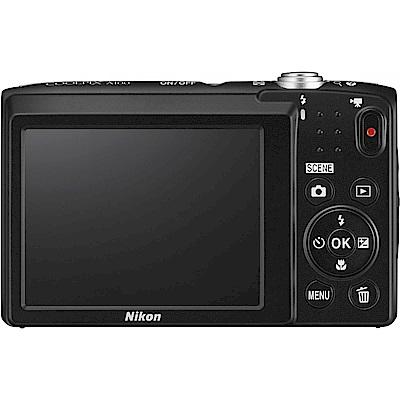 加贈2顆電池) Nikon A100 單眼數位相機公司貨