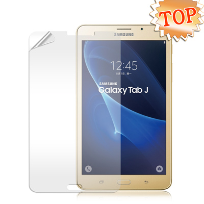 三星 Samsung Galaxy Tab J 7.0 高透光亮面耐磨保護貼