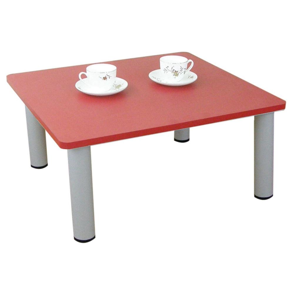 [60(寬)x60(深)]和室桌[喜氣紅色]三款腳座可選