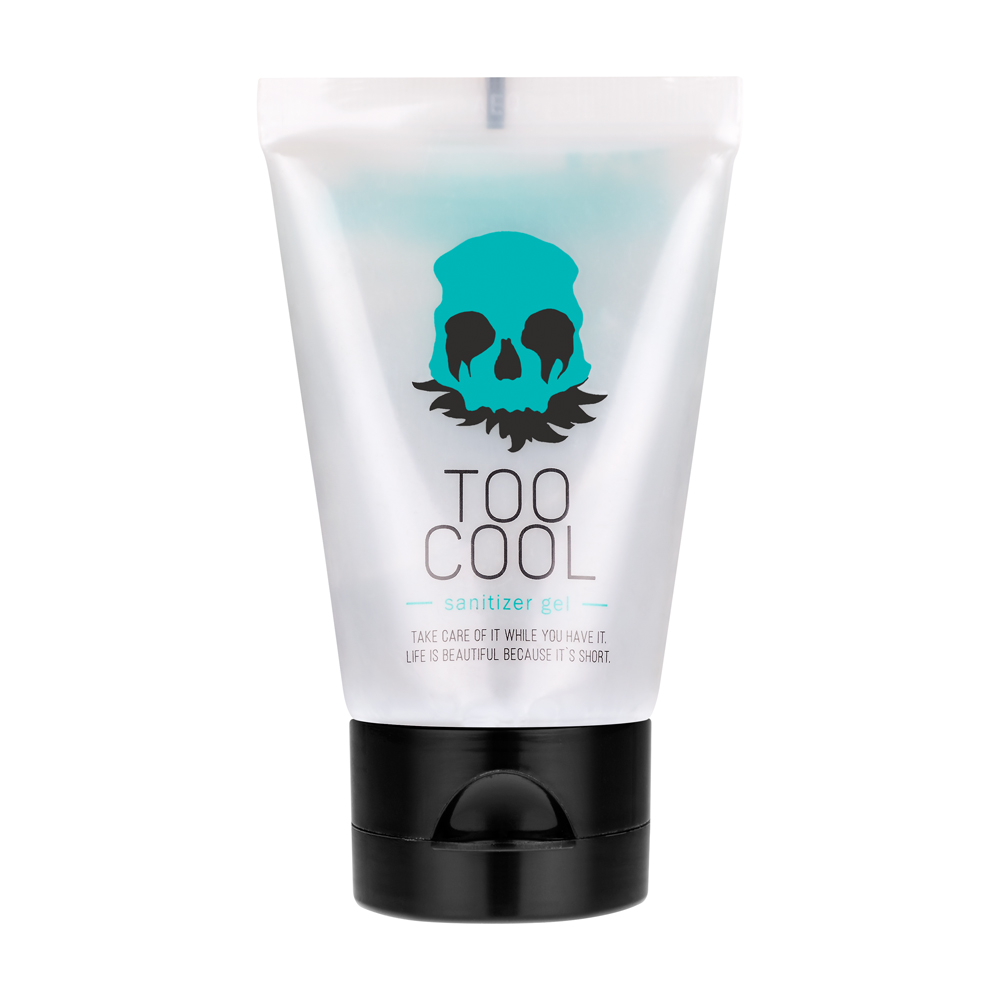(即期品)too cool for school sanitizer抗菌乾洗手凝膠30ml
