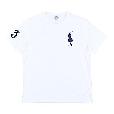 Ralph Lauren 短袖 T恤 素面 白 0663