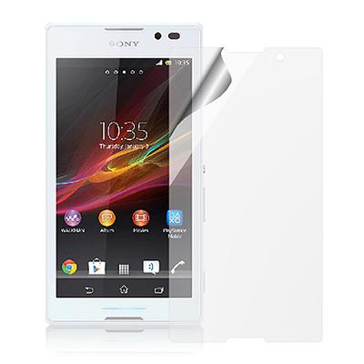 魔力 Sony Xperia C 霧面防眩螢幕保護貼