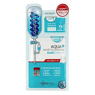 (即期品)MEDIHEAL 雙效特強補水導入精華面膜 10片/盒
