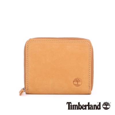 Timberland 男女款卡其色皮夾