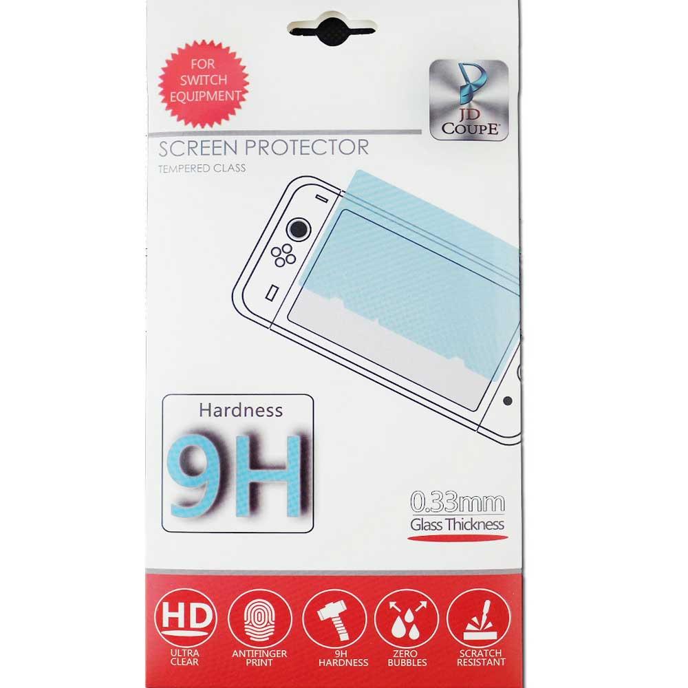 Nintendo Switch 主機專用鋼化玻璃膜螢幕保護貼