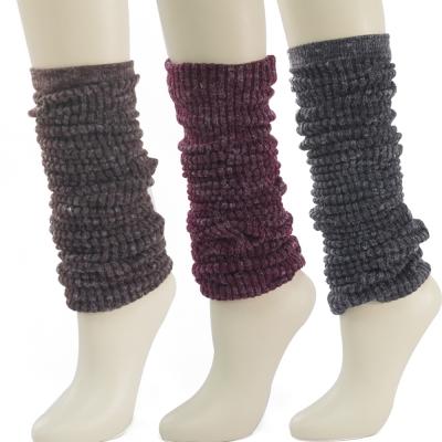 (活動)安格拉保暖長襪套三雙-混色