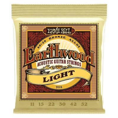 ERNIE BALL 2004 Earthwood 木吉他套弦 11-52 兩套出貨款