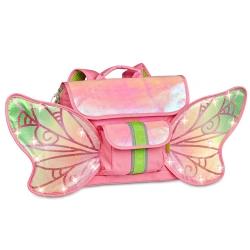 美國Bixbee - 飛飛童趣LED系列亮閃蝴蝶仙子小童背包