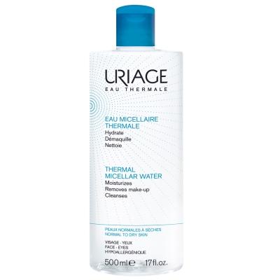 URIAGE優麗雅 全效保養潔膚水(正常偏乾性肌膚)500ml