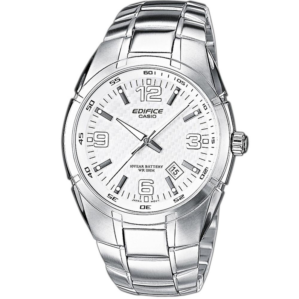 CASIO 悍將魅力運動錶-黑/ 白2色