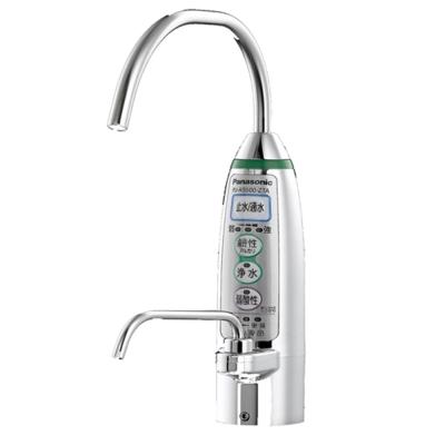 【福利品】Panasonic 國際牌 隱藏式鹼性離子整水器PJ-AS500-ZTA