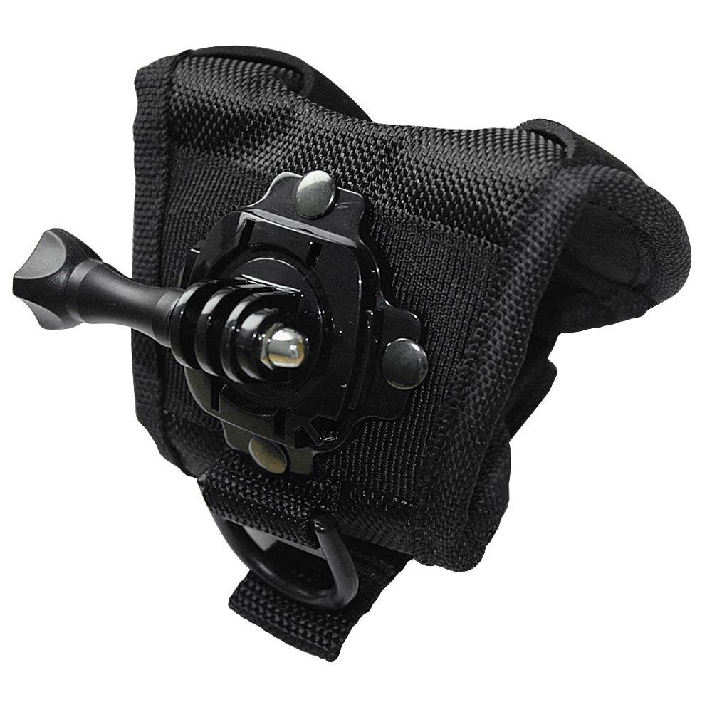 GoPro 專用副廠強化型360度旋轉掌套手腕帶(小) for HERO 4 3  3 2