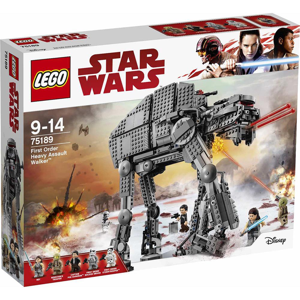 樂高LEGO 星際大戰系列 First Order Heavy Assa LT75189