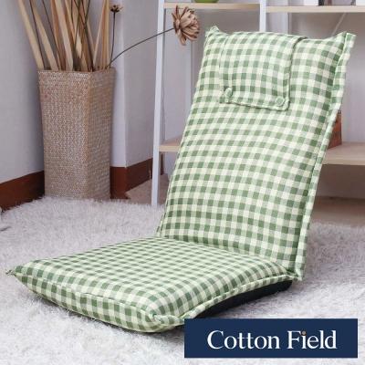 棉花田 雅格 多段式折疊和室椅-綠