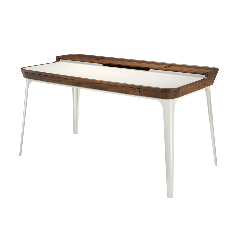 Herman Miller Airia Desk---經典實木書桌/工作桌