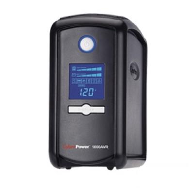 CyberPower 1000VA 在線互動式不斷電系統(CP1000AVRLCD)