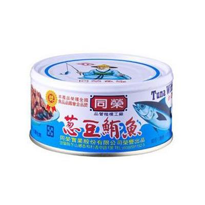 同榮 蔥豆鮪魚(185gx6入)