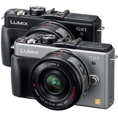 Panasonic GX1+X14-42mm變焦X鏡組(公司貨)