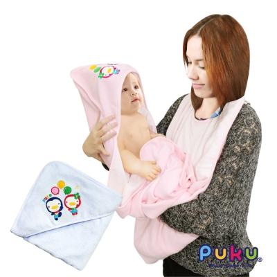 PUKU寶寶沐浴圍裙