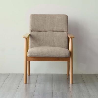 YKS-美好時光。北歐風造型椅-單人(兩色)