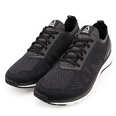 REEBOK-男慢跑鞋BS8574-黑