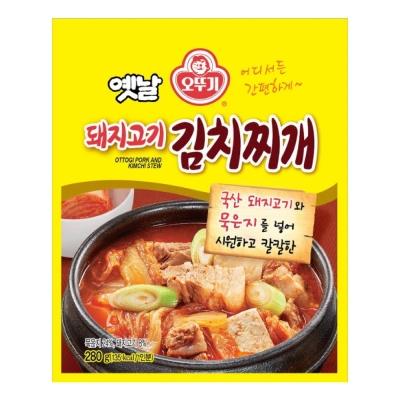 OTTOGI不倒翁 豬肉泡菜湯(280g)
