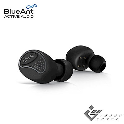 BlueAnt PUMP Air 真無線藍牙運動耳機