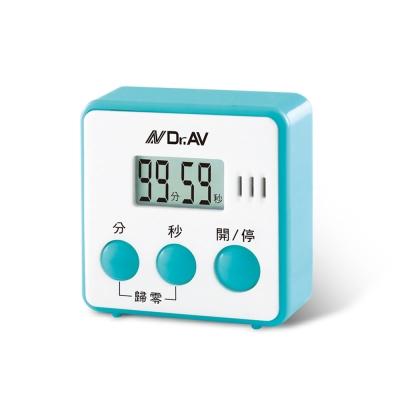 TM-A45日式炫彩方型倒時器(99分59秒)